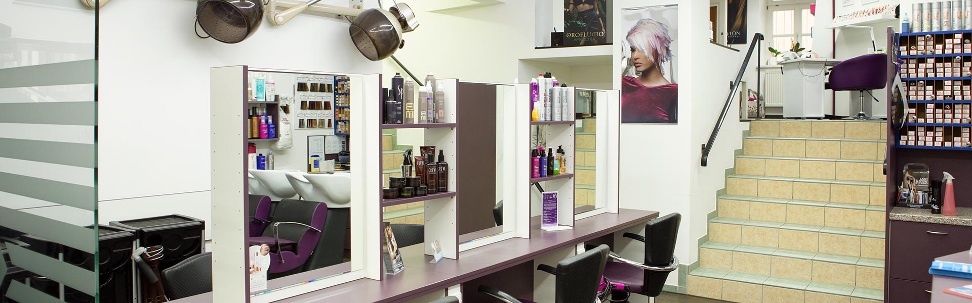 Friseur und Kosmetikstudio in Bad Kissingen
