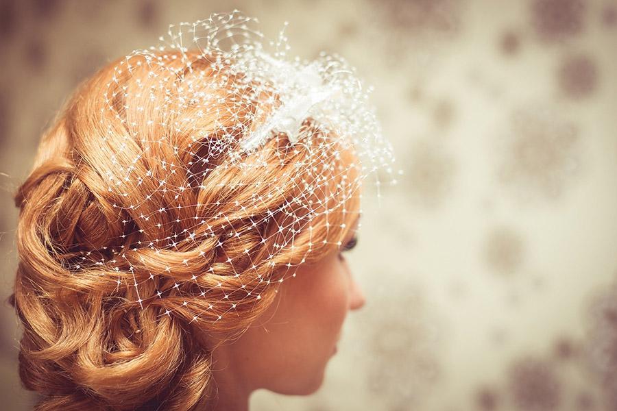 Hochsteckfrisuren für Hochzeiten